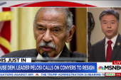 Rep. Ted Lieu agrees Rep. John Conyers...