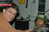 Franken accuser discusses fallout on radio...