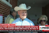Will GOP force Roy Moore out of Senate race?