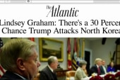 Is Sen. Graham right in his North Korea talk?