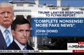 Trump's lawyer denies plan to attack Flynn, despite Trump's attacks on Flynn