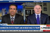 Gov. Inslee: We must stand up to Trump