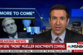 "Warner: ""More"" Mueller indictments coming"