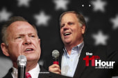 Roy Moore & Doug Jones make final push in Alabama race