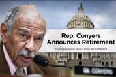 Rep. Conyers announces retirement,...