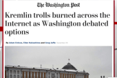 WaPo: Russia's disinformation campaign went uncontested