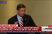 Flynn conversations with Russia about...