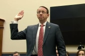 Rod Rosenstein stands by Mueller probe