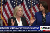 Senators call on Al Franken to resign