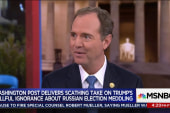 Rep. Schiff: Putin playing Trump like a fiddle