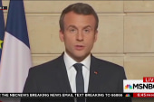 Macron brings U.S. scientists to Paris for rest of Trump term