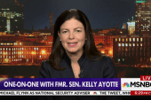 """A little much"": Ayotte chides Democrats..."