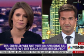 Rep. Curbelo won't back budget that does not fix status of Dreamers