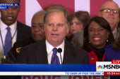 Black voters sends a message with Doug Jones win