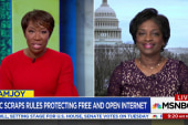 FCC Commissioner Mignon Clyburn rips net neutrality ruling