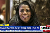 Omarosa's dramatic exit from White House draws scrutiny