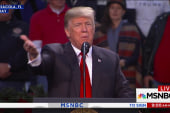 Trump's latest battles with the media amid...