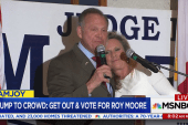 Roy Moore: 'Democratic party wins either...