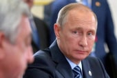 Russia thinks U.S. is meddling in Putin's presidential campaign