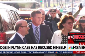 Judge in Mike Flynn case recuses himself