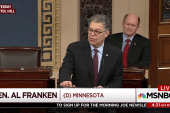 Mika: Due process was needed for Franken
