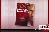 Putin not a 'super mastermind', says Atlantic reporter