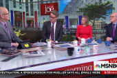 Morning Joe final thoughts for Monday