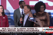 Can conservatives 'hold their nose' and vote for Jones?