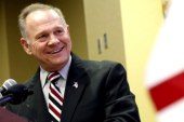 As polls close in Alabama, Moore campaign is confident