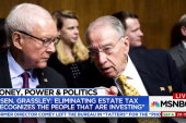 Sen. Grassley makes bold statement on...