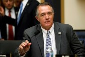 Rep. Trent Franks to resign after...