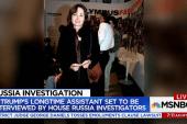 Trump aide Rhona Graff and Deputy FBI Dir. Andrew McCabe next on Russia probe