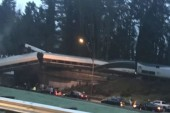 Train derails near Seattle