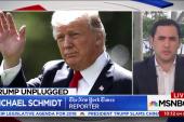 NYT's Michael Schmidt responds to criticism of Trump interview