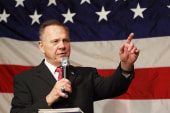 Roy Moore and Doug Jones Race coming down to the wire
