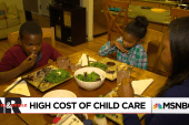 High Cost of Child Care
