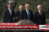 "Is the high disapproval of GOP tax bill a result of ""bad branding""?"