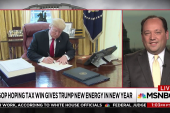 Trump beginning to acknowledge the tough road ahead in 2018