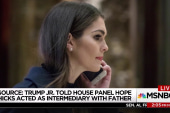 Why Hope Hicks could be Mueller's most...