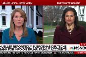 Is Trump unraveling as Mueller...