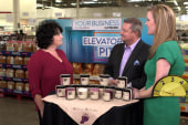 Wine Wicks Candles pitches to Sam's Club