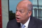 Jeh Johnson on Mueller, TPS and Russia