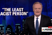 Lawrence: Trump not 'least racist' president, just least sane