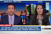Exclusive: Lawyer who deposed Trump speaks out