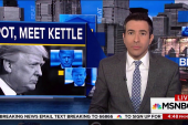Melber: Trump uses 'projection' as a defense tactic