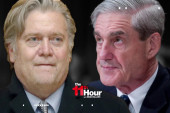 Bannon cooperating with Russia Special Counsel Mueller