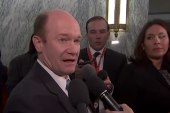Sen. Coons: Gov't seems headed for a shutdown