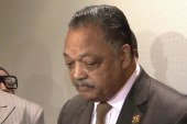 Rev. Jesse Jackson speaks out against Trump's 's***hole' comments