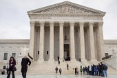 Supreme Court hearing case on Ohio voters purged from rolls