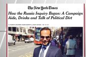 NYT: Papadopoulos told diplomat about Clinton email hack
